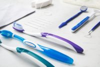 Toothbrush and other tools for dental care
